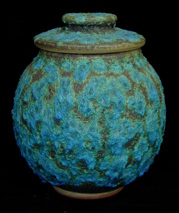 Ginger Jar Lava Glaze