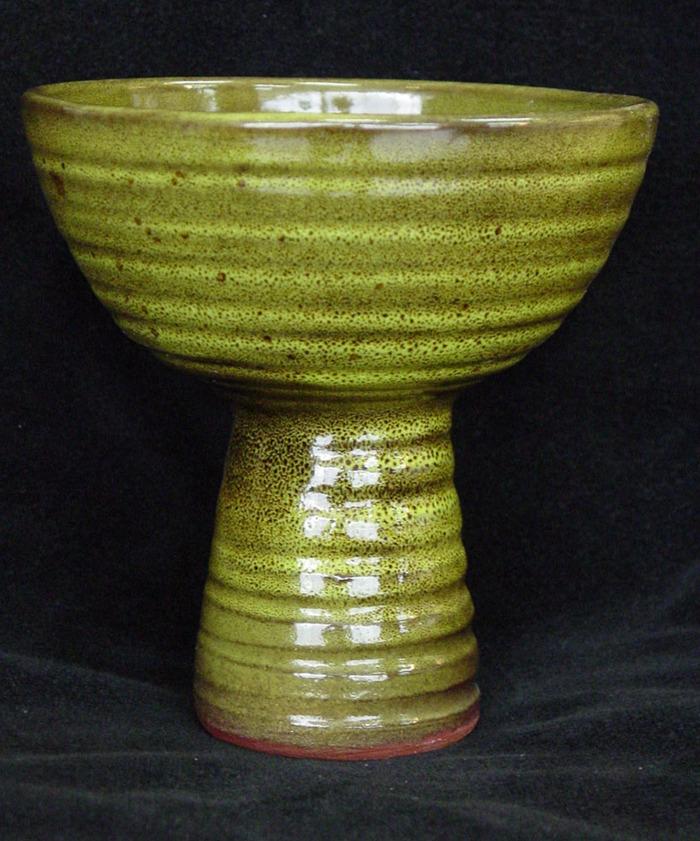 Compote Oil Spot Glaze