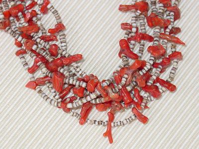 Coralpucanecklace2