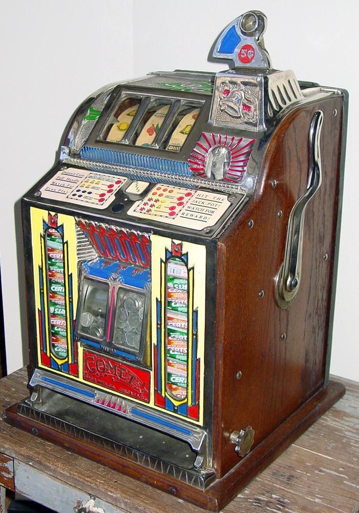 Pace Slot Machine 5 Cent Slot Machin 131 Vintage