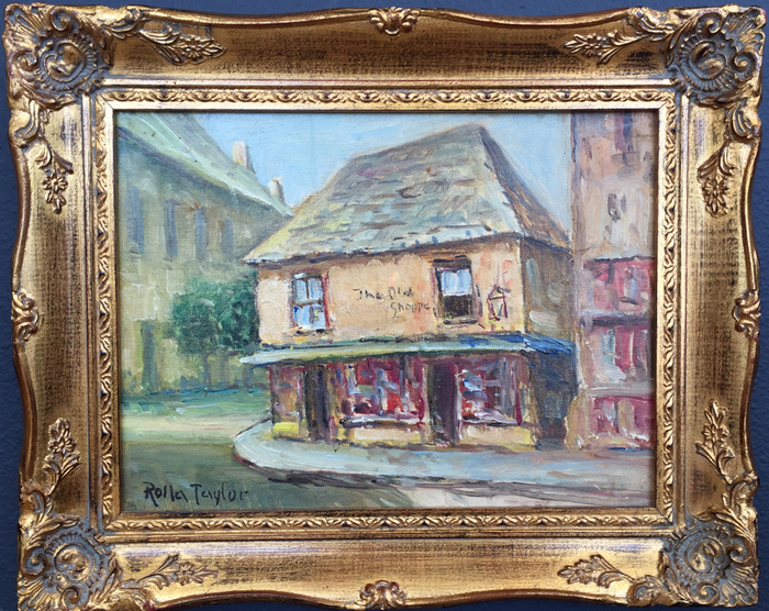 """""""The Old Shoppe"""""""