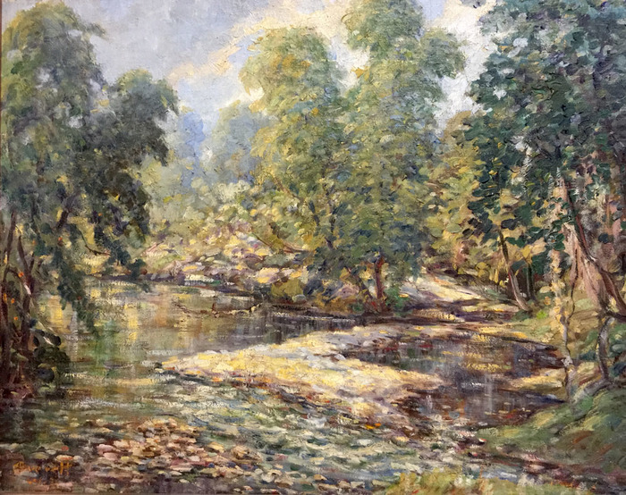 """Hill Country River"""