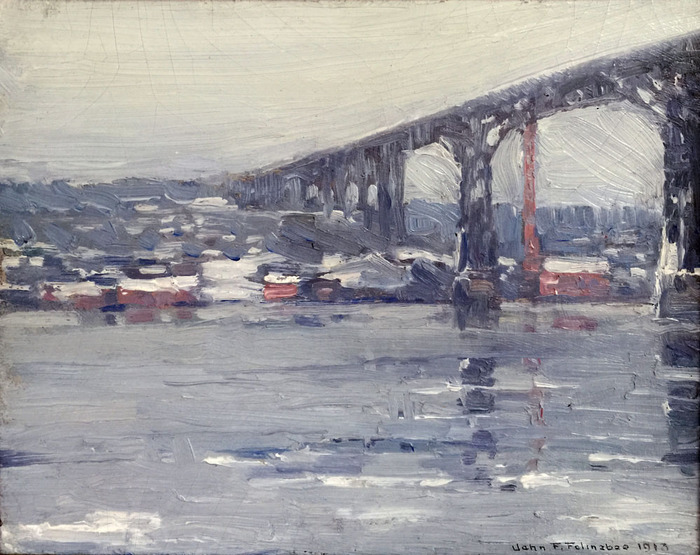 """Poughkeepsie Bridge Study"""