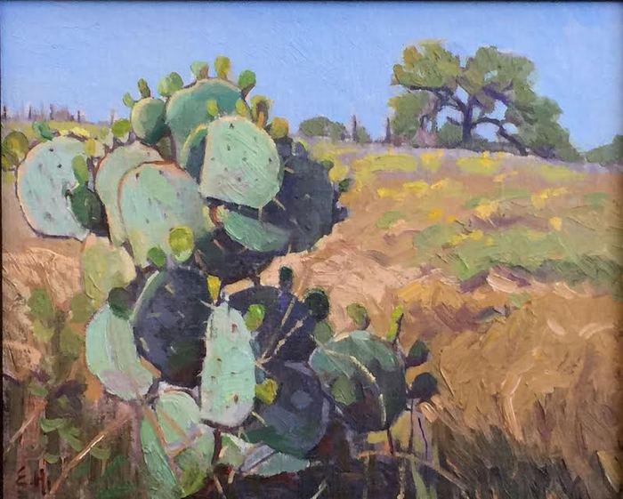 """""""Cactus in Summer"""""""