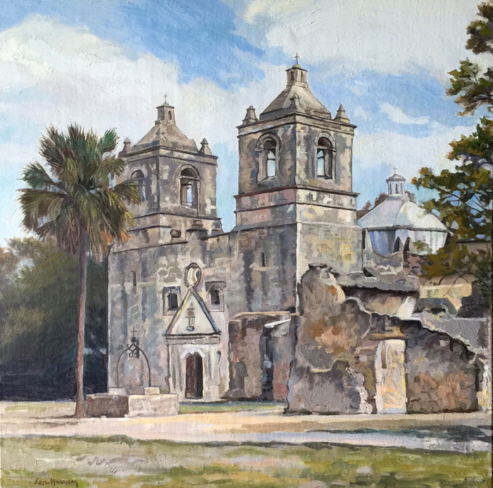 """""""Mission Concepción"""""""