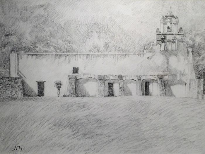 """Mission San Juan Capistrano"""