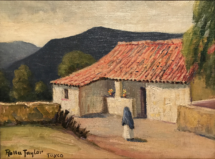"""Mexican Hut,Taxco"""