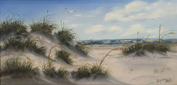 """Texas Dunes"""