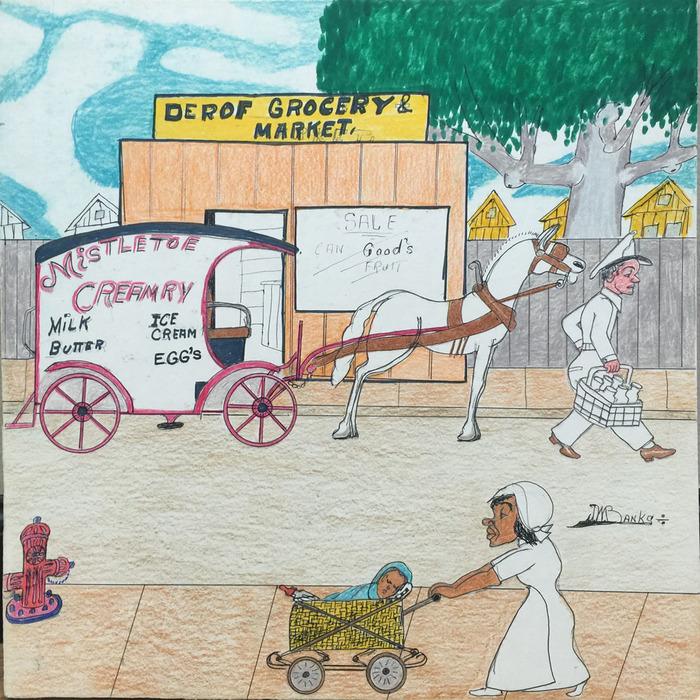"""Derof Grocery & Market"""