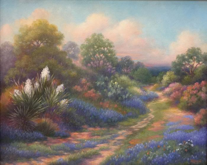 """The Forgotten Trail"" Bluebonnet"