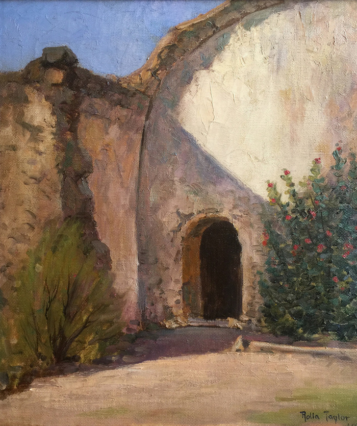 """The Granary, Mission San Jose"""