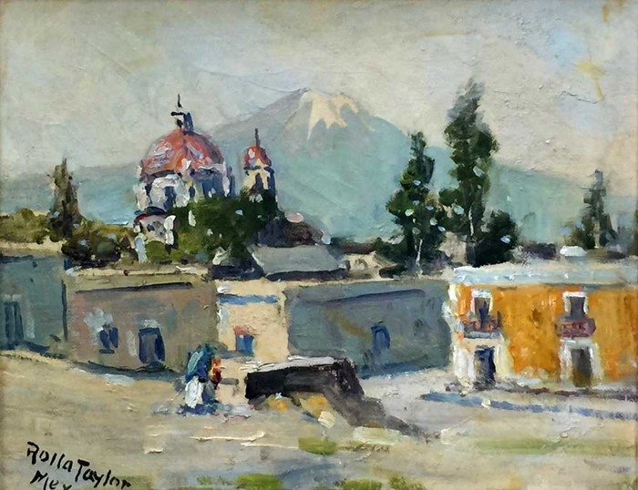 """""""Plaza Mayan, Puebla, Mexico"""""""