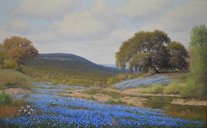 """""""Bluebonnet Creek"""""""