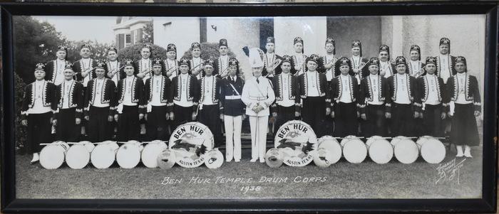 """""""Ben Hur Temple Drum Corps"""""""