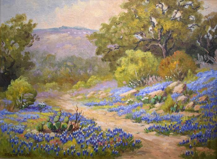 """Bluebonnet Trail"""