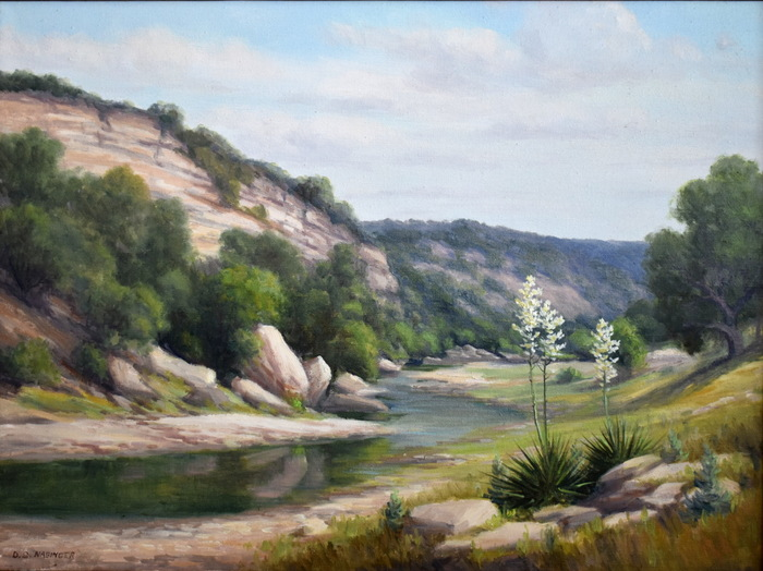 """Hill Country Creek """