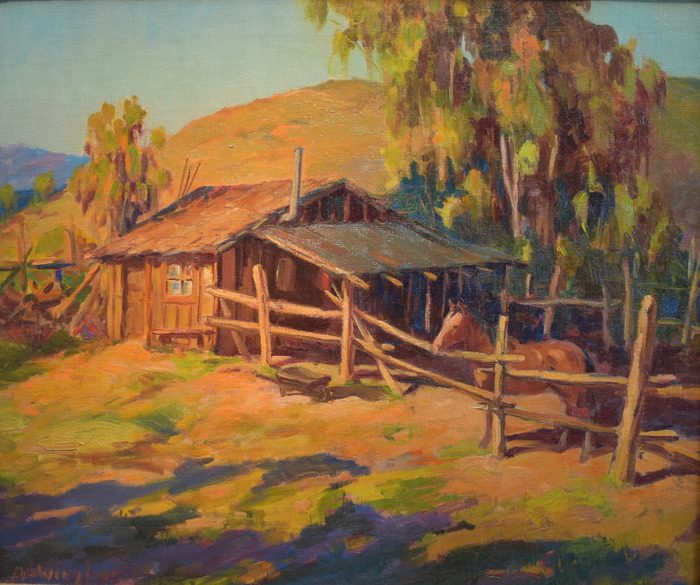 """Home Corral"" California"