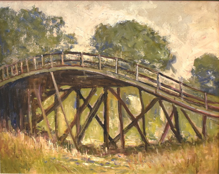 """The Musical Bridge"" At Irish Flats"