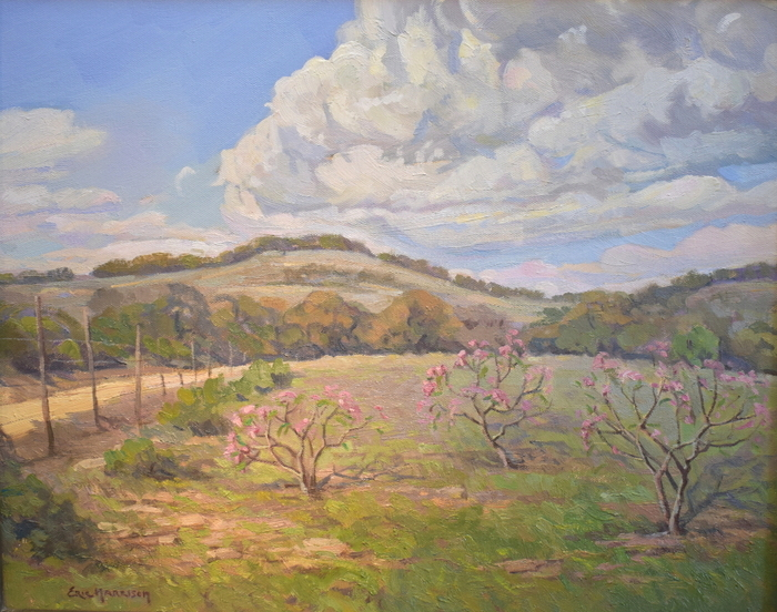 """Orchard in March"""
