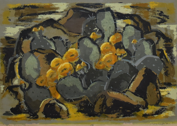 """Tulip Prickly Pears"""