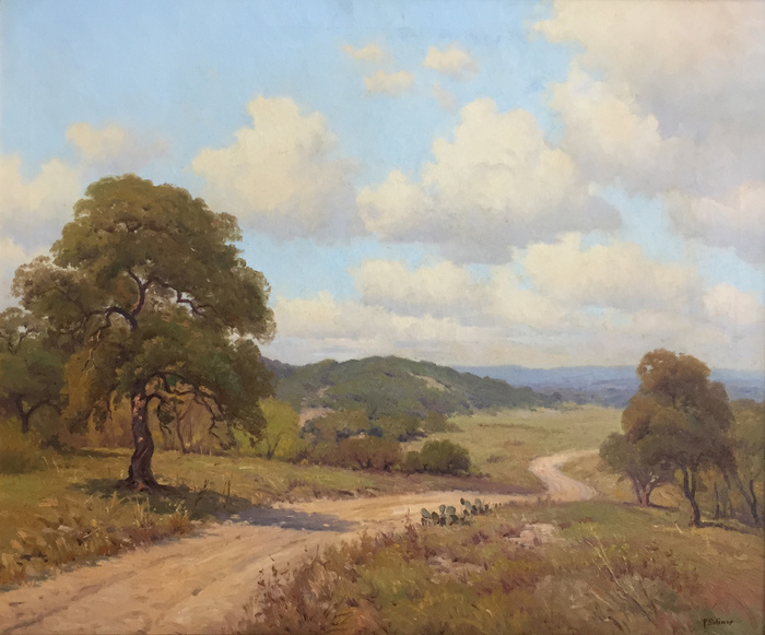 """Hill Country Road"""