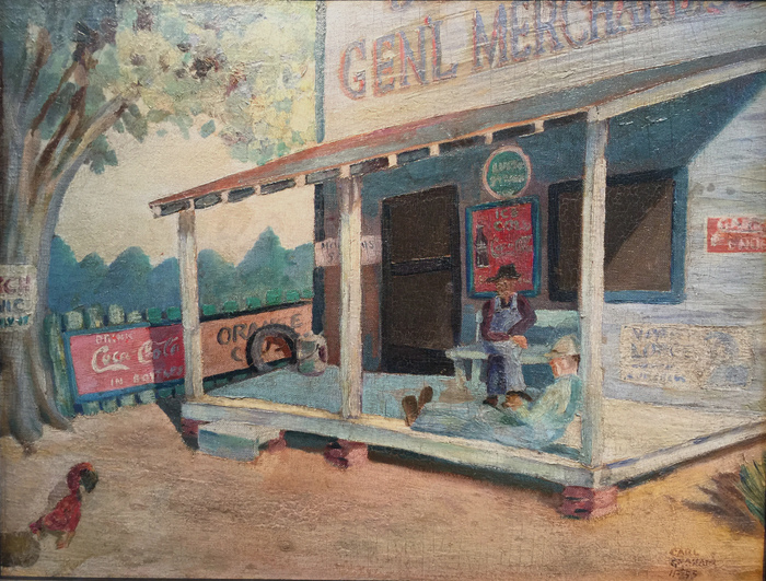 """General Merchandise"" Country Store"