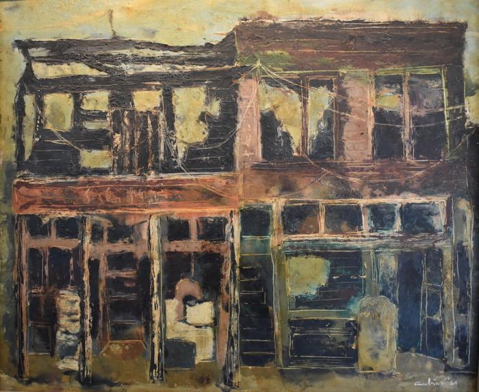 """""""Row House"""""""