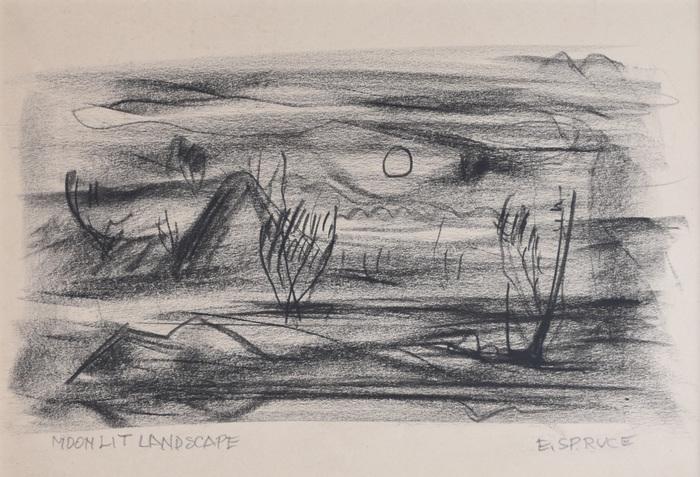 """""""Moonlit Landscape"""""""