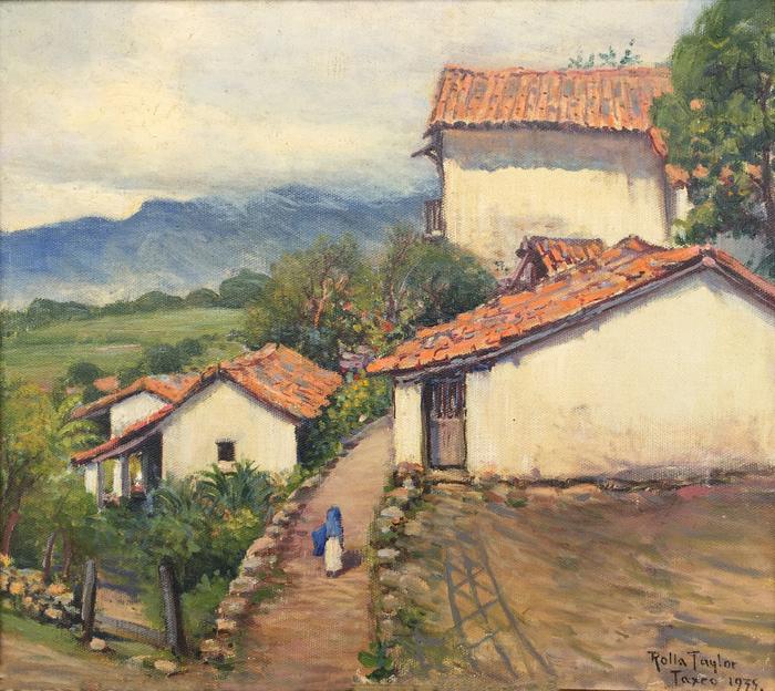 """""""Taxco, 1935"""""""