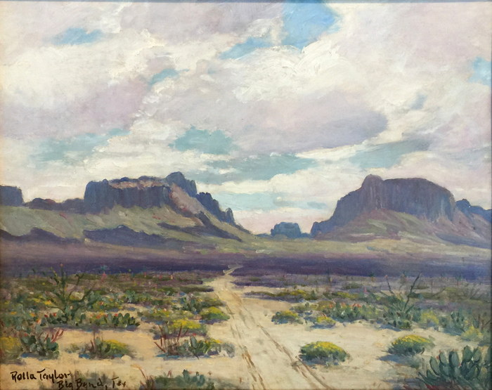 """Big Bend of Texas"""