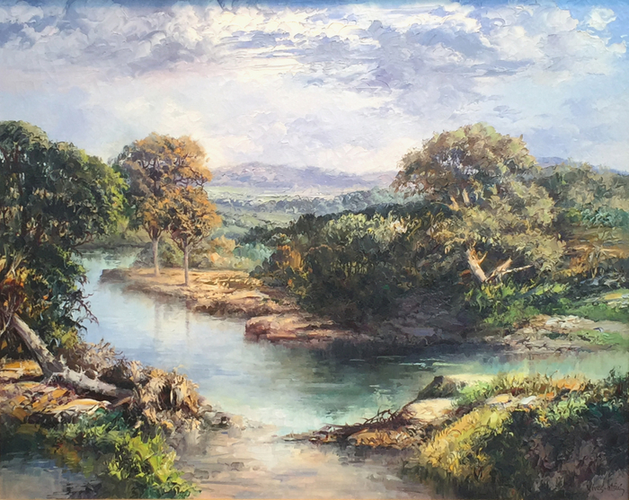 """""""Hill Country"""" Texas"""