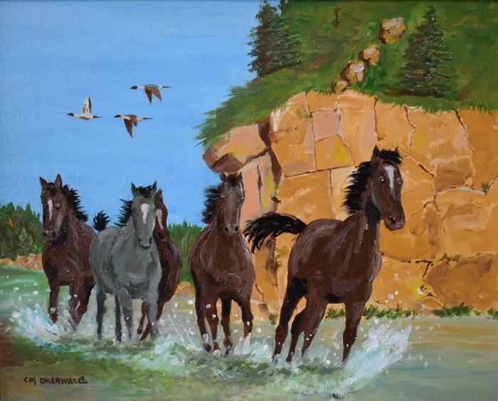 """""""Wild Horses"""""""