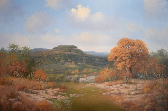"""Texas Hill Country"""