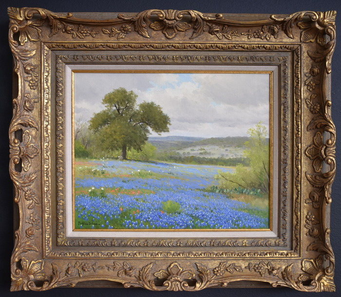 """""""Bluebonnets in Hill Country"""""""