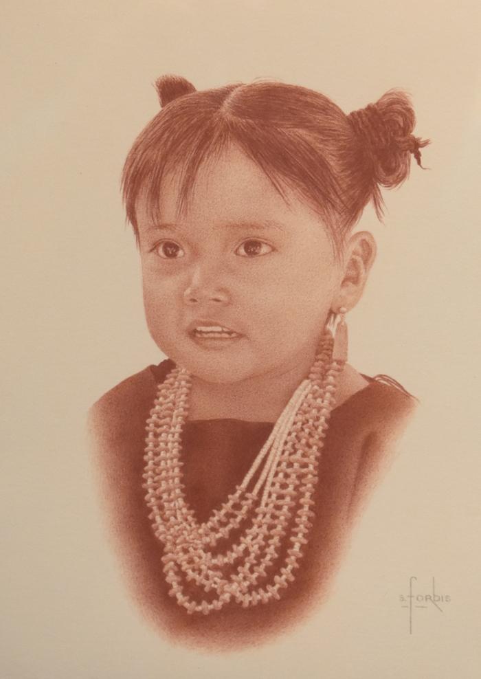 """""""Hopi Girl"""""""