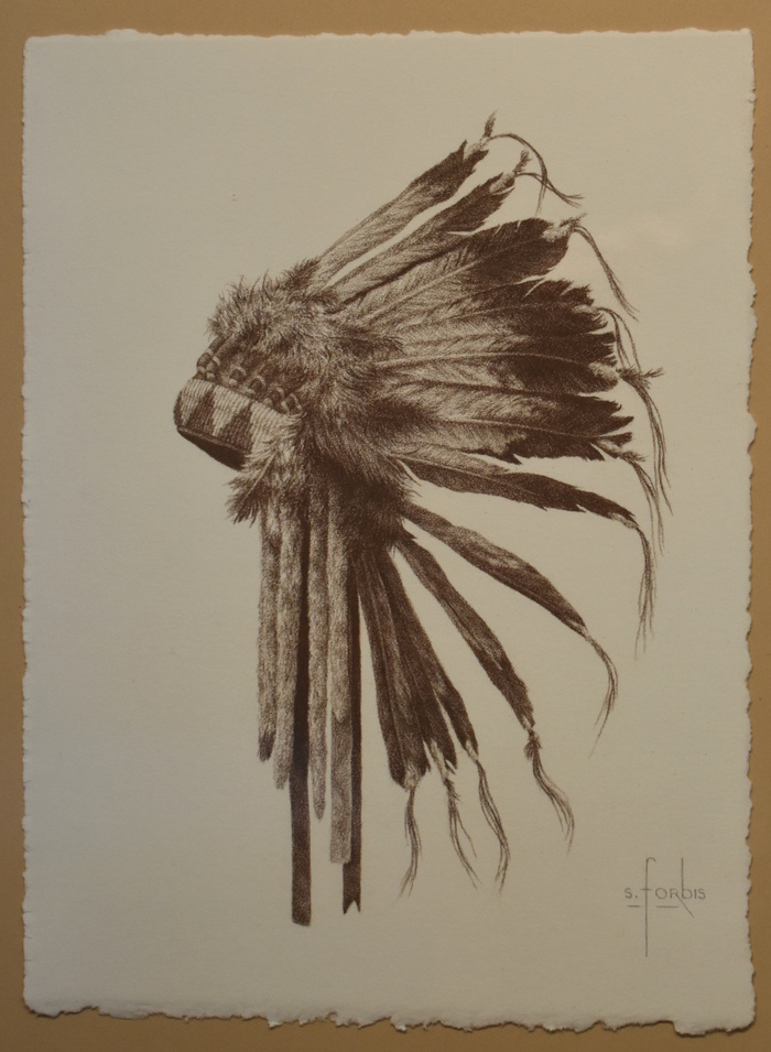 """Sioux Headdress"""