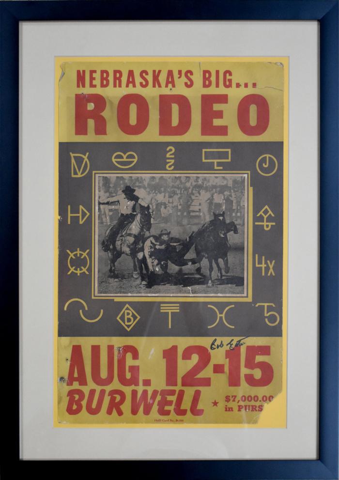 """""""Nebraska's Big Rodeo"""""""