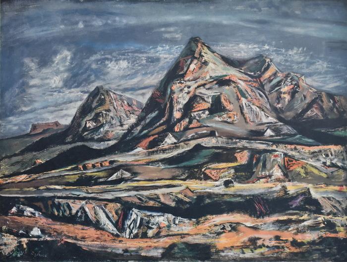 """""""Antelope Mountain"""""""