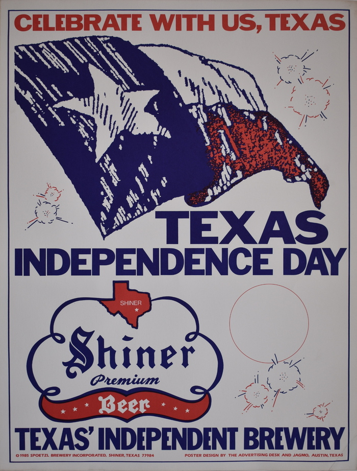 Texas Independence Day - Shiner Beer