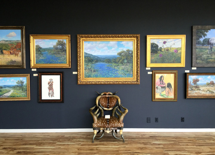 Main Room in my Gallery