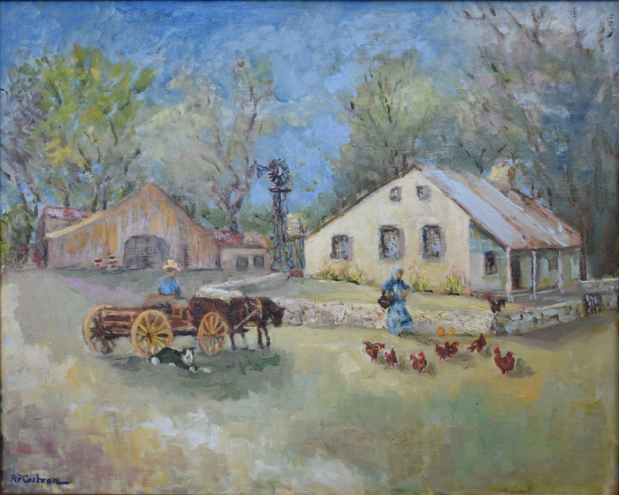 """Ranch House"""