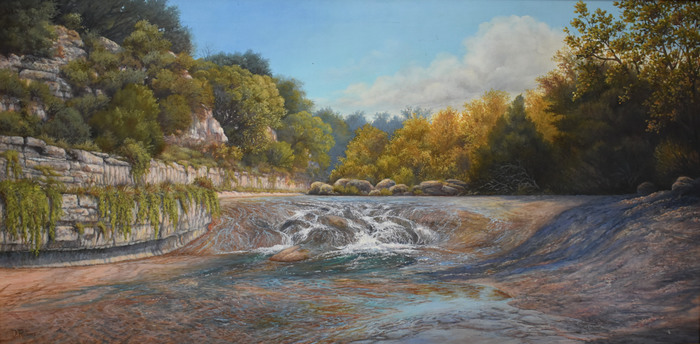 """Rushing River"""