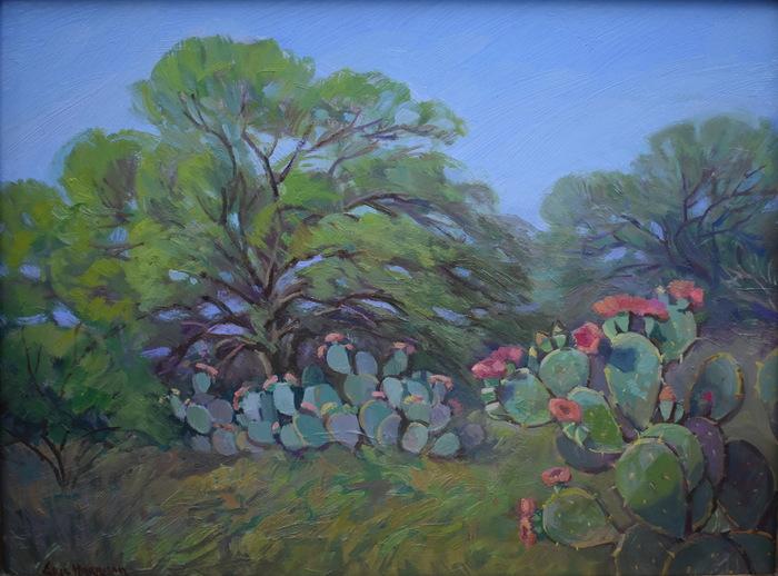 """""""Cactus and Mesquite"""""""