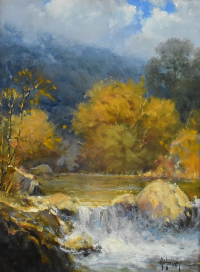 """Cimarron"" - Fall Study"
