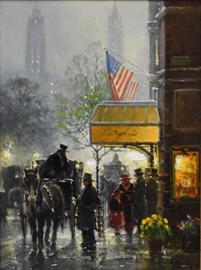 """Cafe Carriage"""