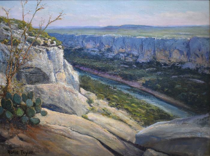 """Pecos River Valley"""