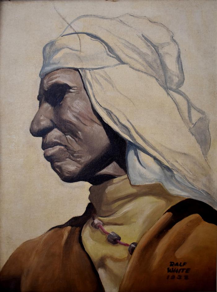 """""""Portrait of Man"""""""