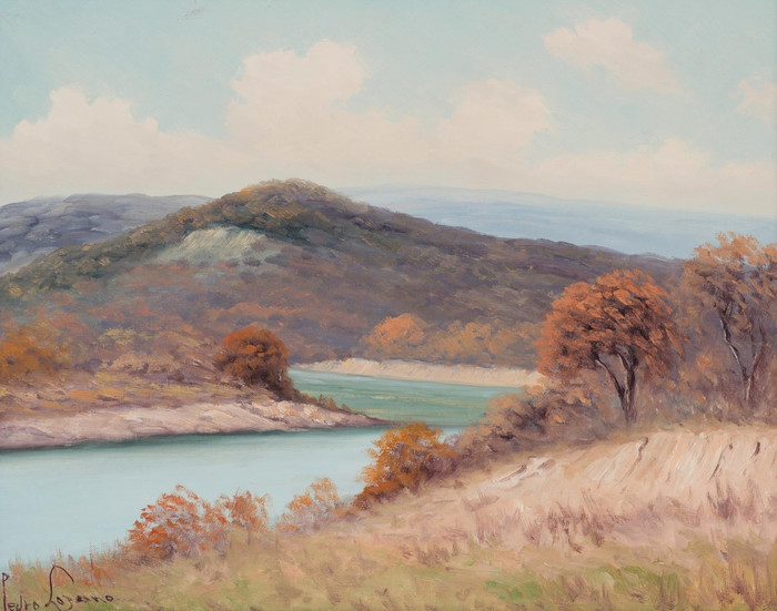 """Hill Country Waters"""