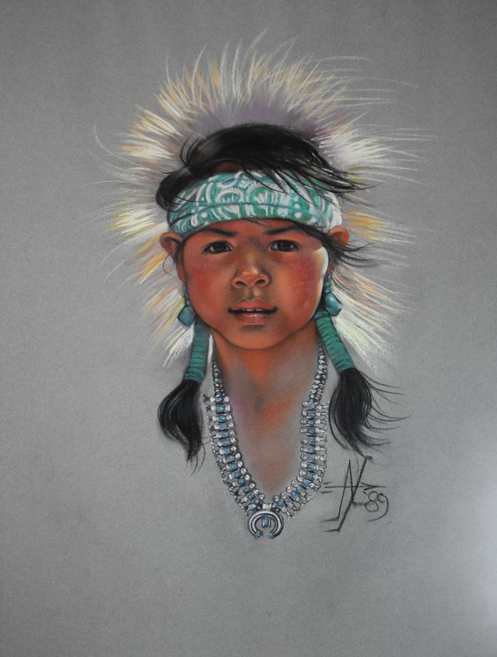 """""""Indian Boy"""""""