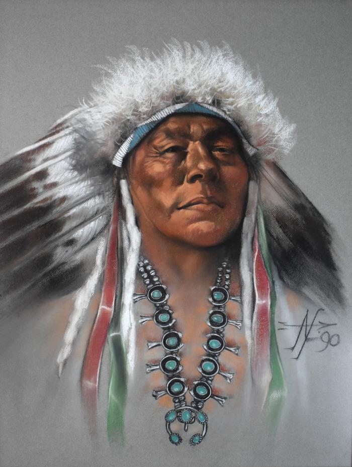 """Indian Man"""